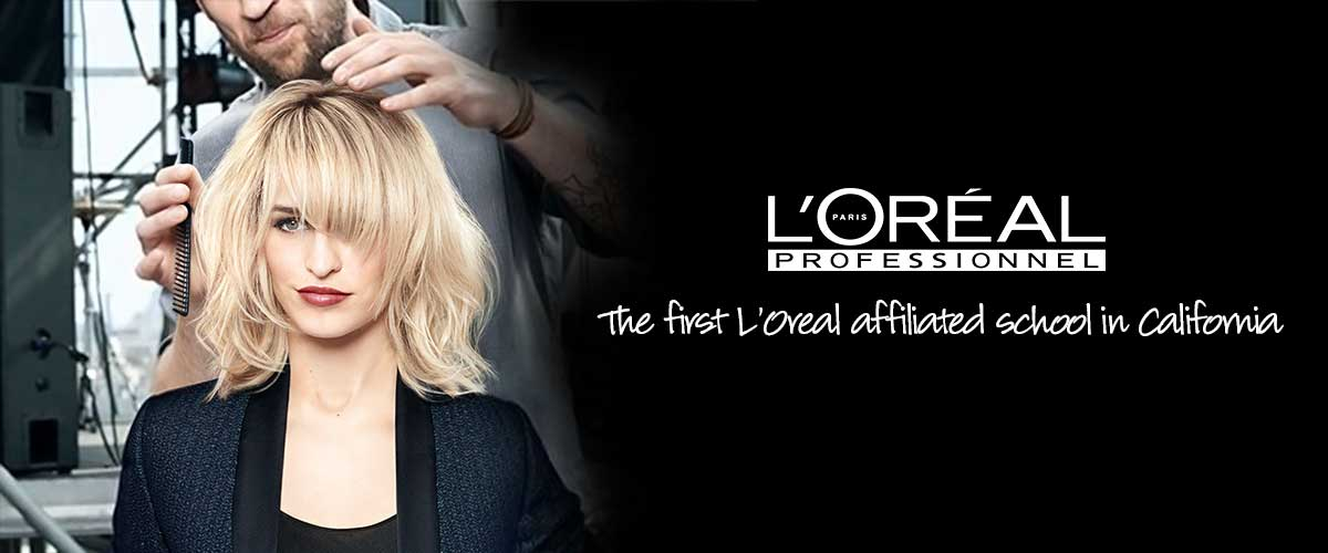 L'Oreal affiliated school