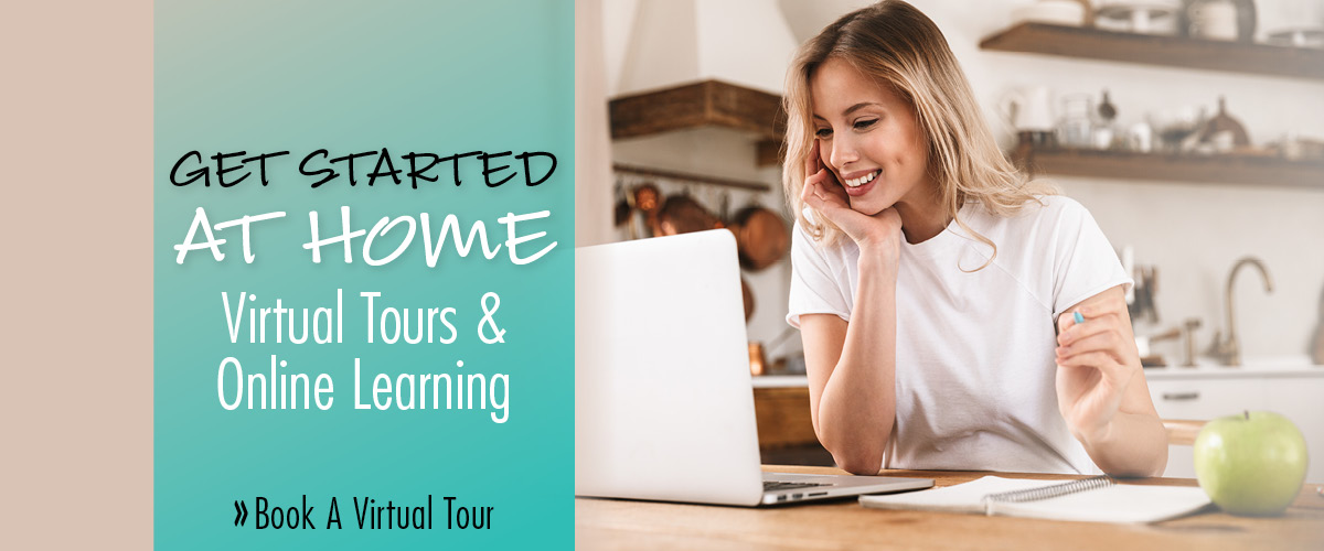 Start from Home - Virtual Tours and Online Learning