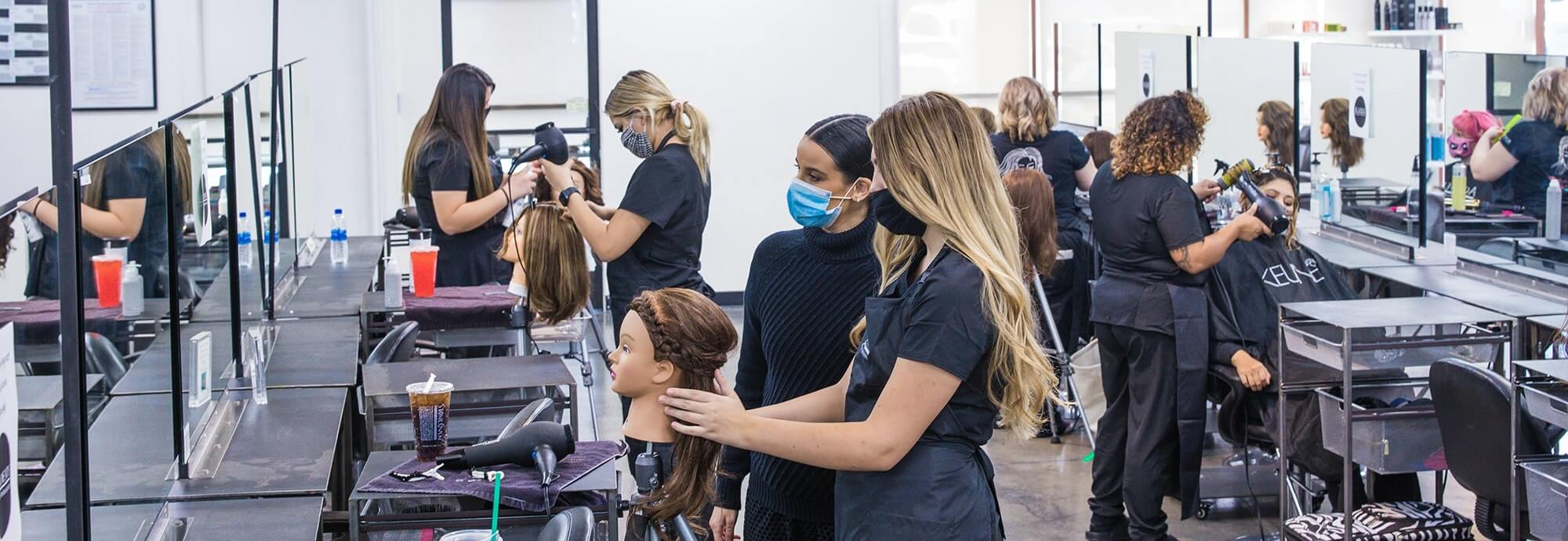 Academy for Salon Professionals Team